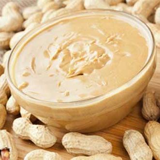 تولید کره بادام زمینی با کرانچی (تکه های بادام زمینی) و کره بادام زمینی