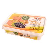 حلوا ارده با شیره انگور شیررضا مقدار 400 گرم